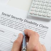 SSDI Claim Form